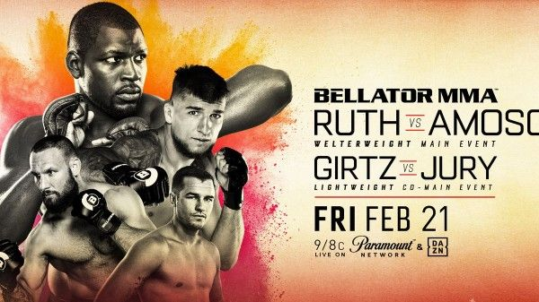 Watch Bellator 239: Ruth vs. Amasov 2/21/2020 Full Show Online Free