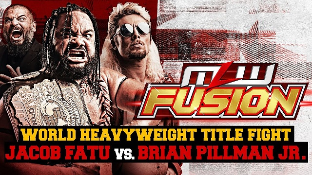 Watch MLW Fusion Episode 96 2/9/2020 Full Show Online Free