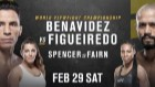 Watch UFC Fight Night 169: Benavidez vs Figueiredo 2/29/2020 Full Show Online Free