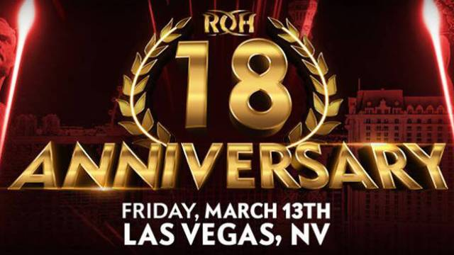 Watch ROH 18th Anniversary Show 3/13/2020 PPV Full Show Online Free