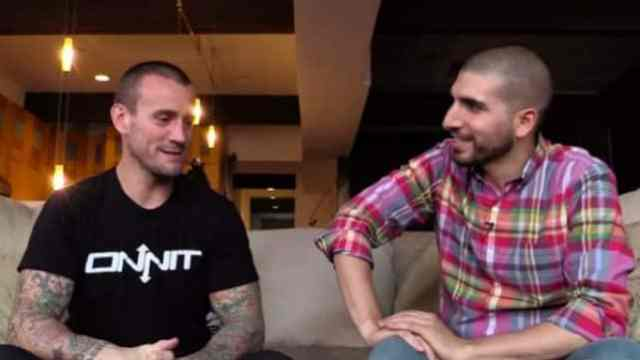 Watch CM Punk Interview 7/24/2015 Full Show Online Free