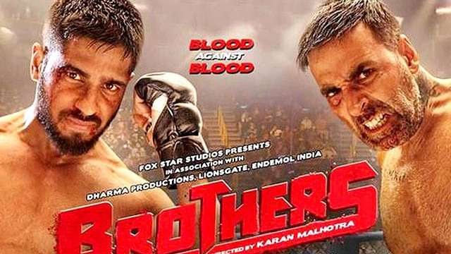 Watch Brothers (2015) Full Hindi Movie Online Free HD