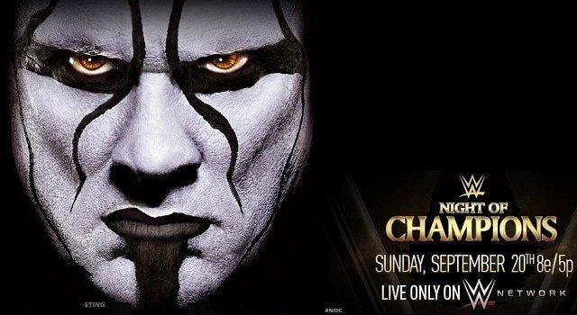 Watch WWE Night of Champions 2015 PPV 9/20/2015 Full Show Online Free