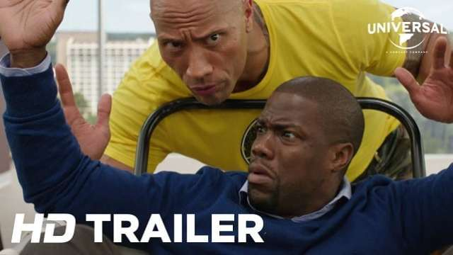 Watch Central Intelligence Official Teaser Trailer (2016) Online Free