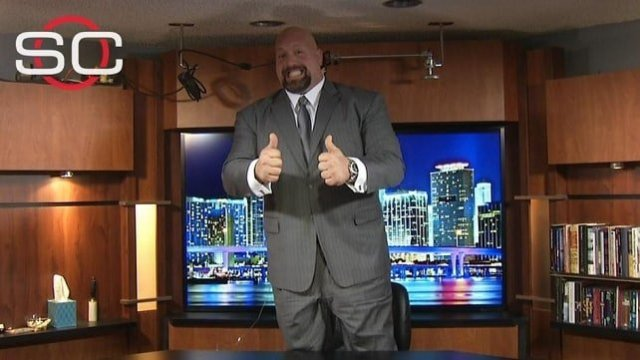 Watch The Big Show Interview with ESPN's Jonathan Coachman Online Free