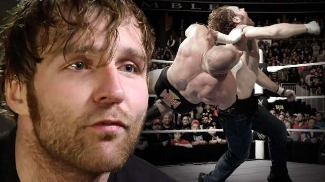 Watch Dean Ambrose Interview with Michael Cole 1/28/2016 Online Free