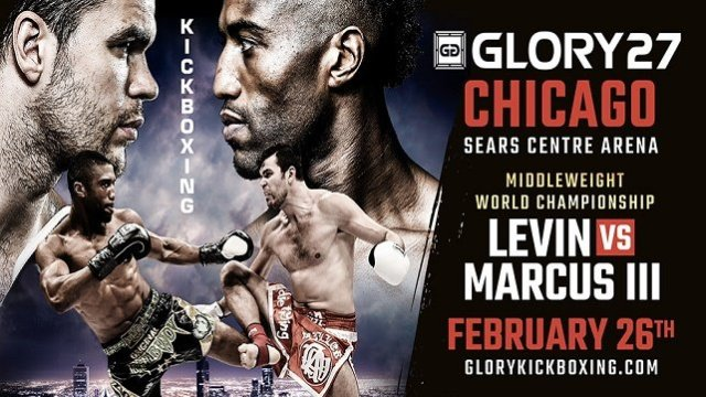 Watch Glory 27 Super Fight Series 2/26/2016 Full Show Online Free