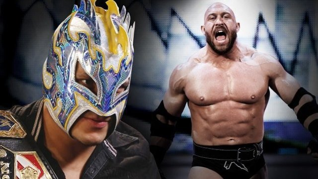 Video: Kalisto Answers Ryback's Wrestlemania Challenge for US Title