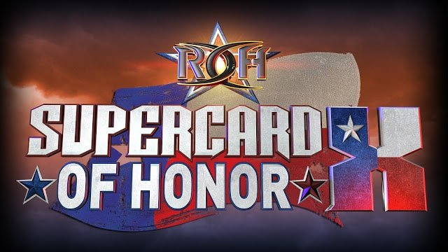 Watch ROH Supercard of Honor 2016 Night 2 Full Show Online Free