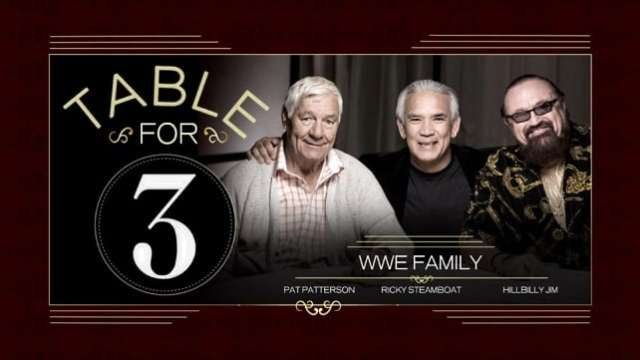 Watch WWE Table for 3 S02 E02 5/5/2016 Full Show Online Free