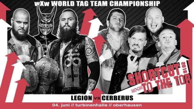 Watch WXW Shortcut to the Top 2016 6/4/2016 Full Show Online Free