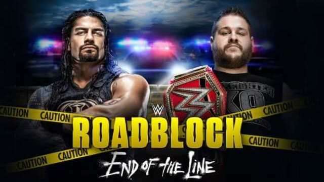 Watch WWE Roadblock 2016: End of the Line PPV 12/18/2016 Full Show Online Free