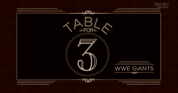 Watch WWE Table for 3 S02E06 9/26/2016 Full Show Online Free