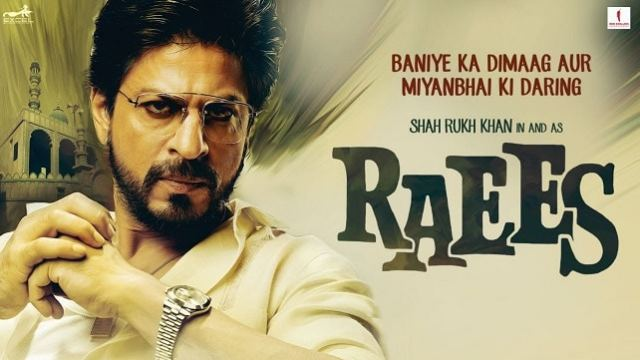 Watch Raees (2017) Full Hindi Movie Online Free HD
