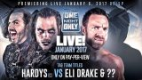 Watch TNA One Night Only 1/6/2017 Full Show Online Free