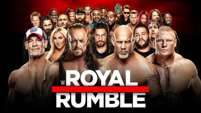 Watch WWE Royal Rumble 2017 1/29/2017 Full Show Online Free