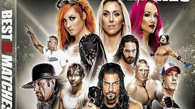 Watch WWE: Best PPV Matches of 2016 (DVD) Online Free