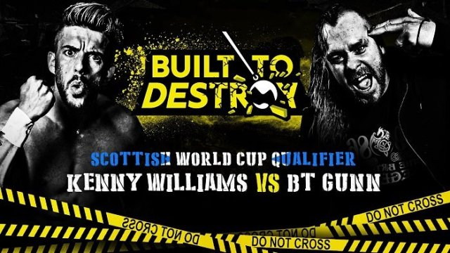 Watch WCPW Built To Destroy 6/17/2017 Full Show Online Free