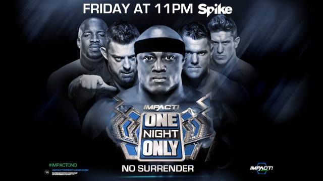 Watch TNA One Night Only: No Surrender 2017 6/17/2017 Full Show Online Free