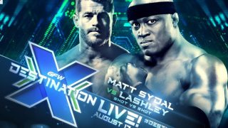 Watch GFW Destination X Live PPV 8/17/2017 Full Show Online Free