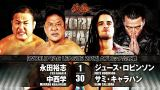 Watch NJPW World Tag League Day 9 11/28/2017 Full Show Online Free