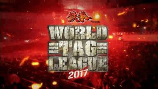Watch NJPW World Tag League Day 16 12/7/2017 Full Show Online Free