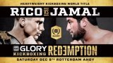 Watch Glory 49: Redemption: Rico vs Jamal PPV 12/9/2017 Full Show Online Free