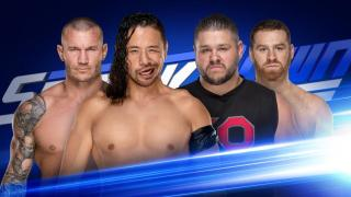 Watch WWE SmackDown Live 12/12/2017 Full Show Online Free