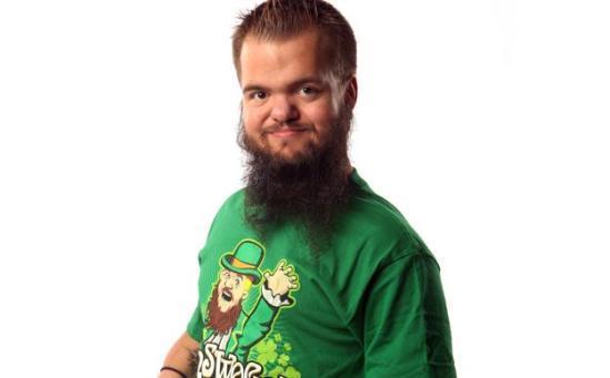 WWE Hornswoggle