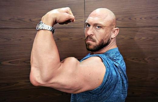 WWE Muscular Ryback