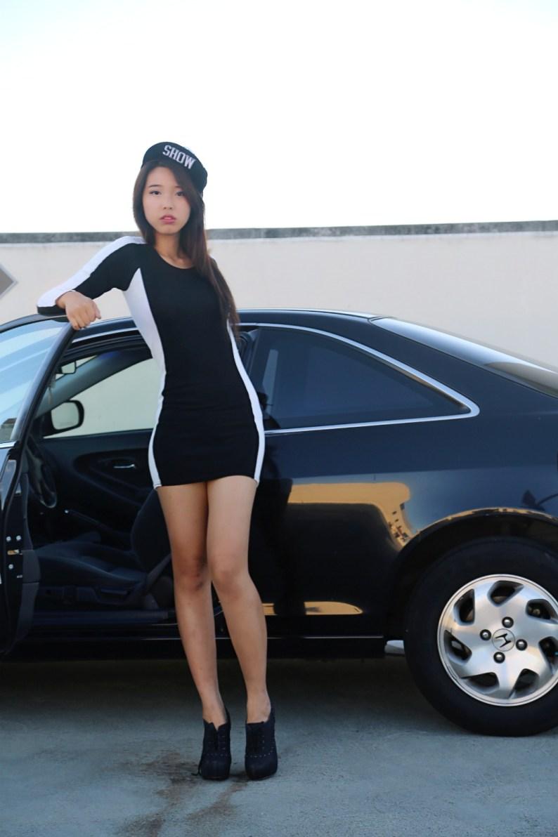 asian girl sex in car