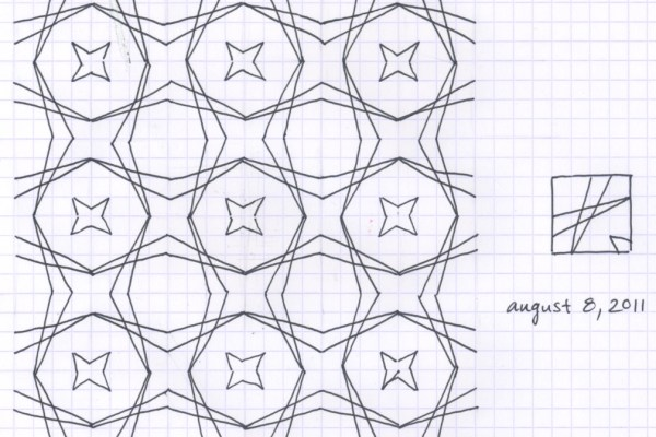 Tessellation Day 8/30