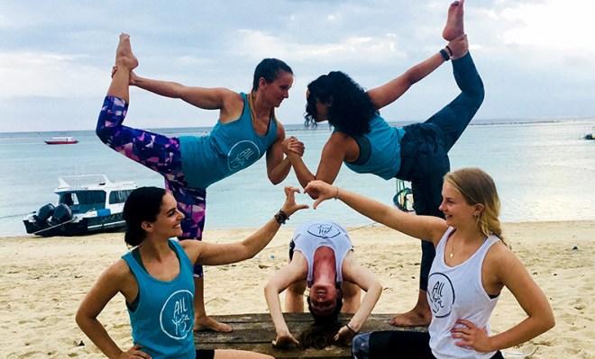 yoga hacks teacher training