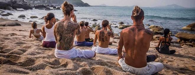 vikasa academy yoga teacher training