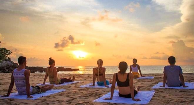 nisarga yoga teacher training