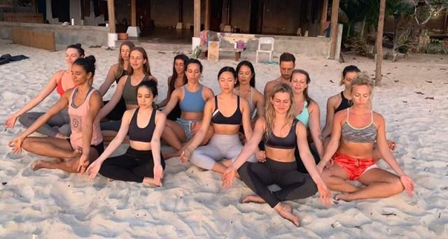 yoga teacher training meditate