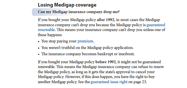 2015 Medicare & You Handbook pg 36 - Ally Senior Benefits
