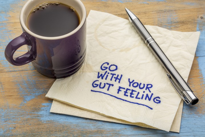 follow your gut with Medicare decisions