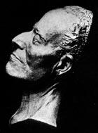 Totenmaske Gustav Mahler