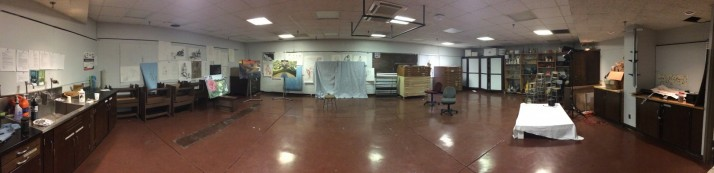 Facilities Art And Design Alma College