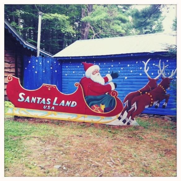 Vermont Santa