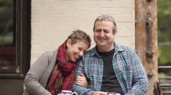 Linda and Bob Carey