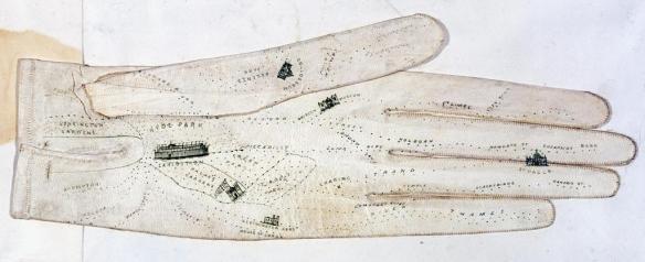Glove map