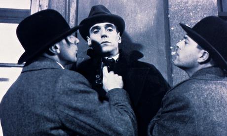 Jeremy Irons as Franz Kafka