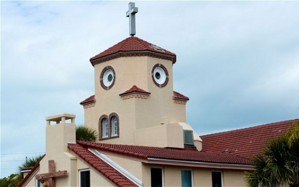 The church chicken