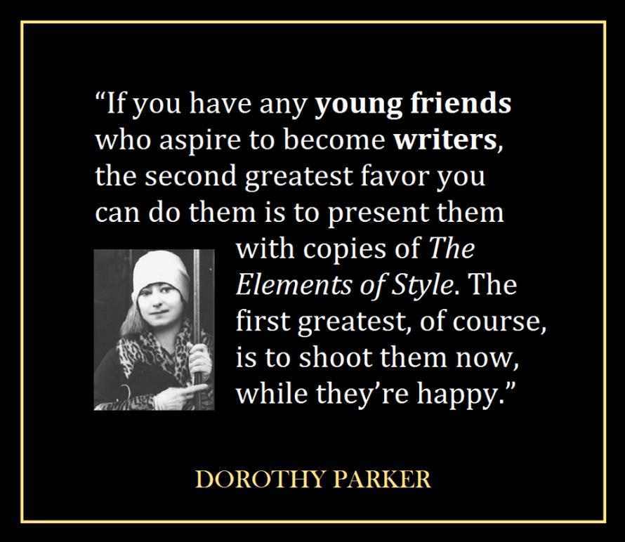 Parker quote