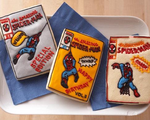 Comic-book-cookies