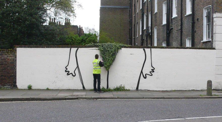 Timming the bush