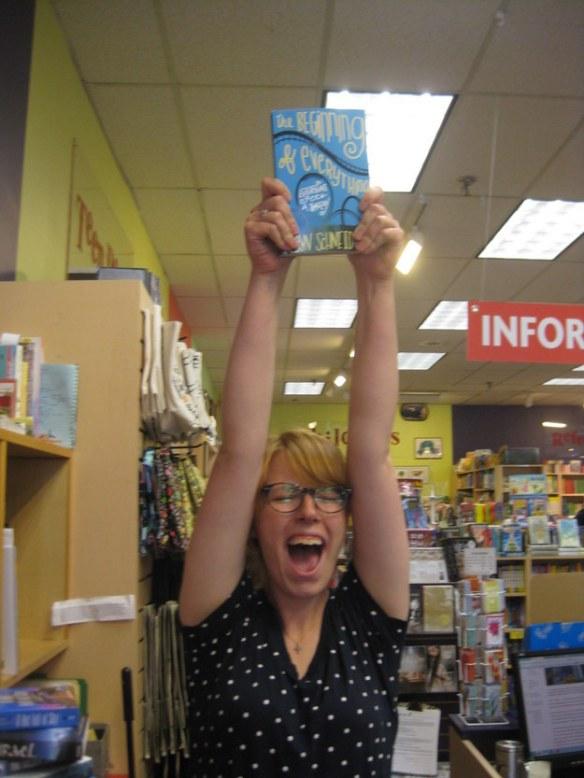 Bookseller triumph