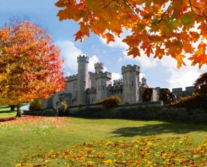 Bodel Castle Autumn